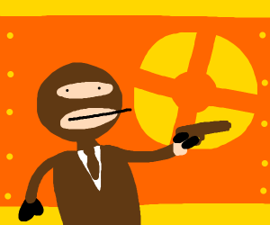 Spy from Team Fortress 2