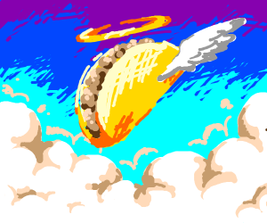 Taco angel