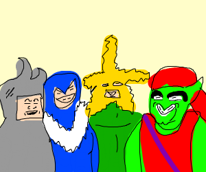 Me and the boys