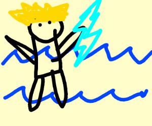 Magic Zeus