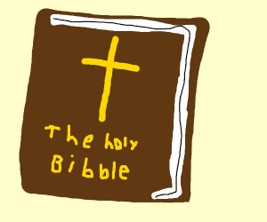 """A book titled """"The Bibble"""""""