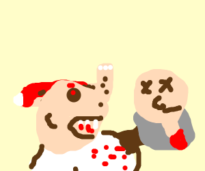 cannibal chef