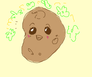 Happy Potato
