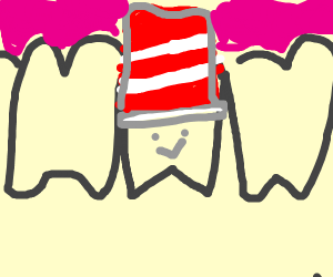 Dr. Seuss Tooth