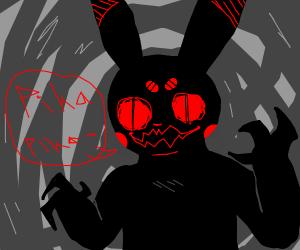 Evil Pikachu