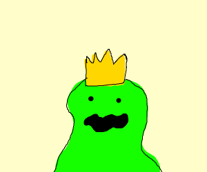 blob king