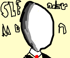 guy with oval shaped head