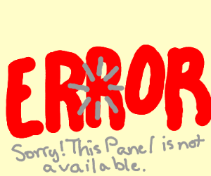 Sorry! This panel is not available.