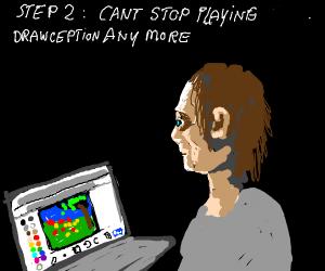 Step 1: Play Drawception