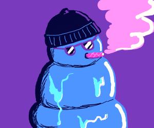 Frosty the Snowman goes vitro - Drawception  Dank Frosty Snowman