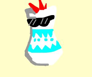 Punk Vase