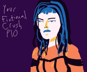 Your Fictional Crush PIO