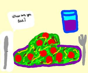 Pregnant Salad