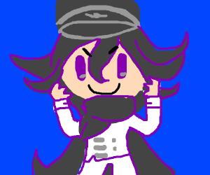 Kokichi's big leader time