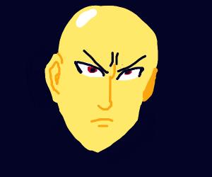 Angry saitana