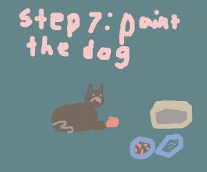 Step 6: Get your Neighbor a Dog