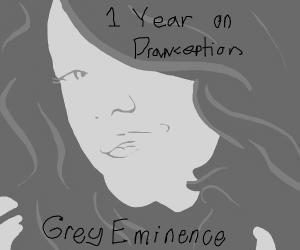 Grey Eminence celebrates one year