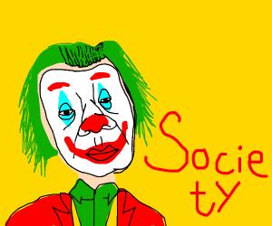 Joker: society