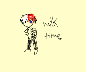 Milk Todoroki