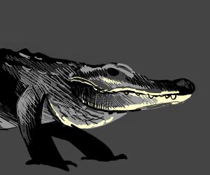 Ambitious Alligator