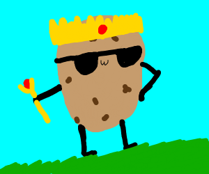 King of Potatoes