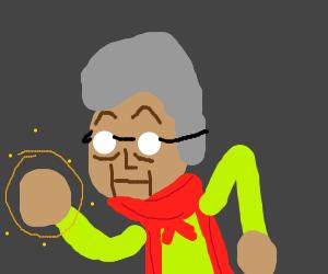 Supper Granny