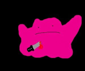 ditto in pain