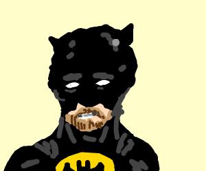 Batmaan =Bob Ross