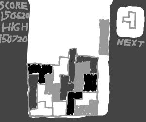 Old Tetris
