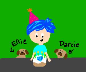 DanTDM's Birthday