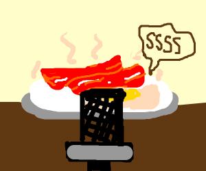 Bacon and Eggs asmr