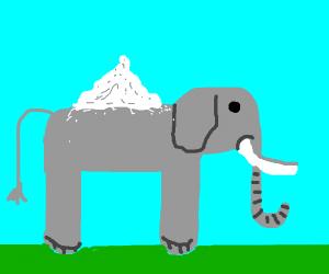 Sugary elephant