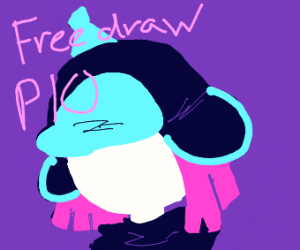 Kirby sucks (Free Draw P.I.O.)