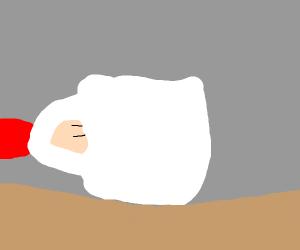 getting mug
