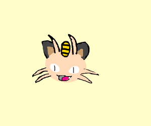 meowth from team rocket Meowth, that's right