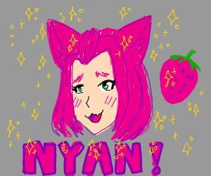 remember Nyan neko sugar girls??