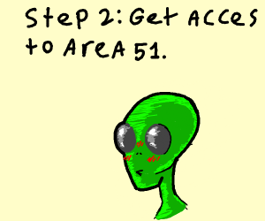Step 1: Become President.