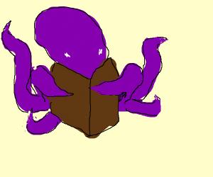 Octopus reading