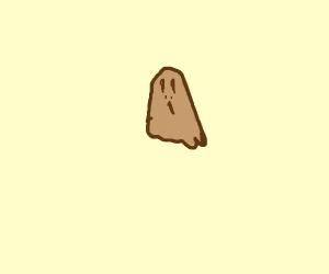 brown ghost