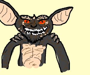 brown gremlin