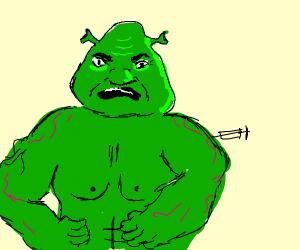 Shrek on steroids