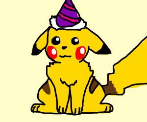 party pikachu