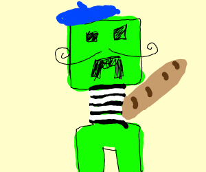 French Creeper