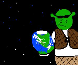 Shrek is everything, everything is shrek
