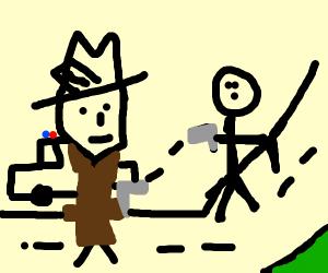 Detective Fighting