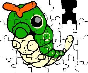 Caterpie puzzle