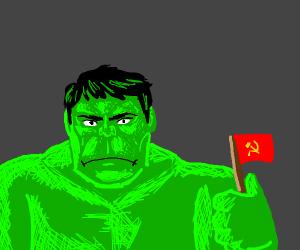 Communist Hulk