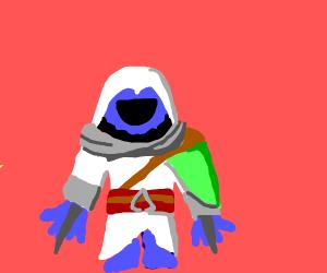 cookie monster assassin