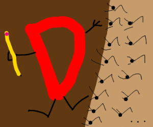 Millions bow down to Evil Drawception D
