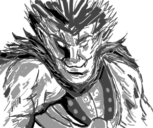 The immortal Zod (berserk)